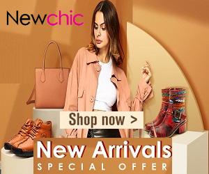 Compre tudo que você precisa online em NewChic.com
