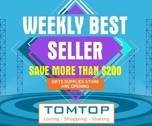 Compre online com os melhores preços em Tomtop.com