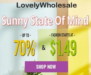 LovelyWholesale.com ofrece más estilos solo para ti