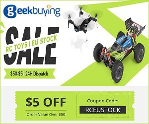 Encuentra el gadget que te encanta en Geekbuying.com