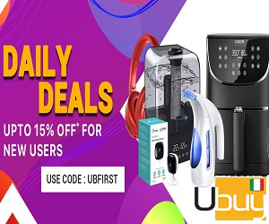 Lleve sus compras al siguiente nivel con Ubuy