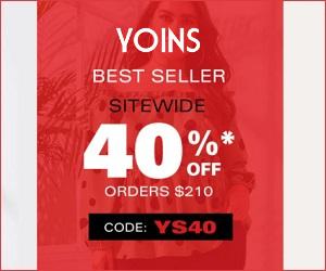 Compre suas próximas roupas bonitas apenas em Yoins.com