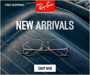 Ray-Ban é o único óculos de que você precisa