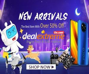 Compre su próximo gadget en DX.com