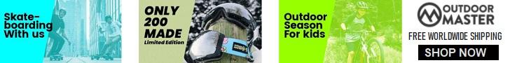 Compre seu equipamento e roupas acessíveis para atividades ao ar livre em OutdoorMaster.com