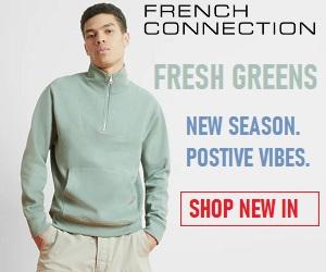 Tenha um ótimo momento fashion com French Connection UK