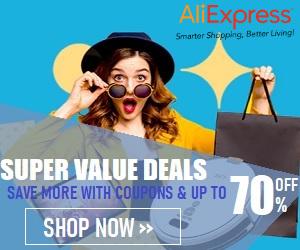 Compre tudo que você precisa no AliExpress.com